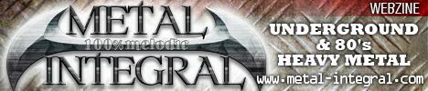 Webzine heavy métal et métal mélodique